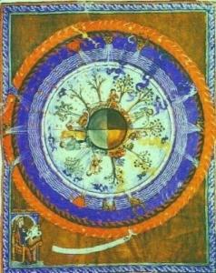 Hildegard of Bingen Vision