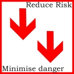 reduce risk arrows