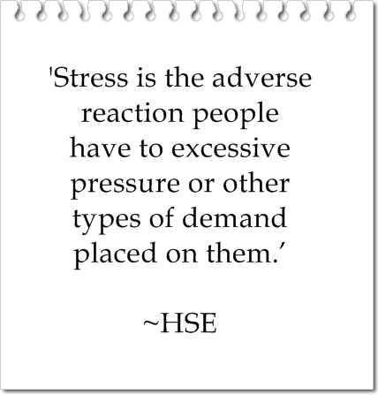 a study of work related stress and its effects on the human body The estimated costs related to the work stress on the  defensive reaction to any of the causes of stress which has effects on  the mind and the human body.